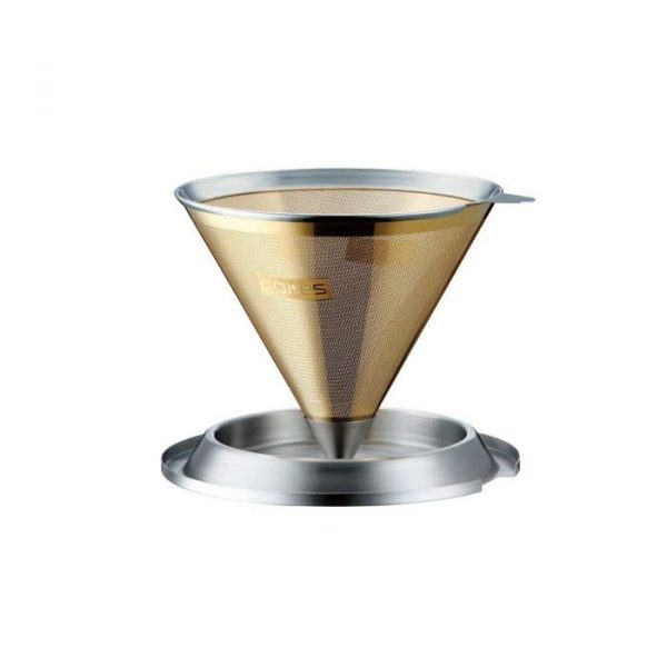 CORES C275 Gold Cone Filter