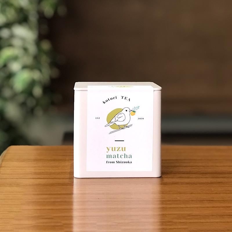 Shizuoka Yuzu Matcha Powder (100g)